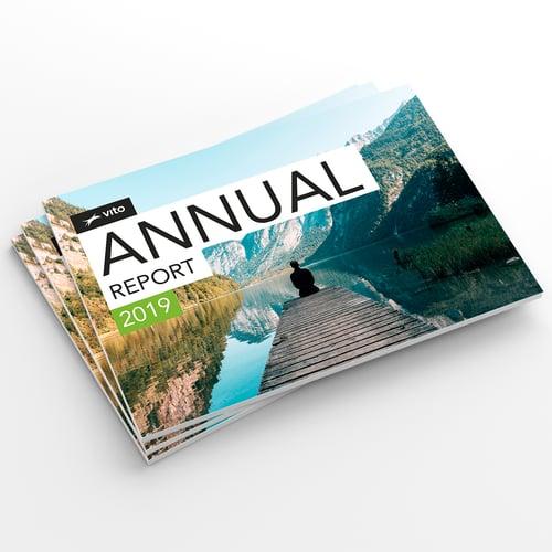 Cover jaarverslag 2019