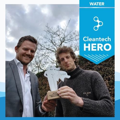 bosaq cleantech hero water technology pulse