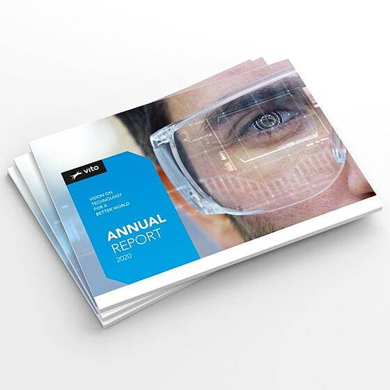 VITO cover annual report 2020 vito pulse